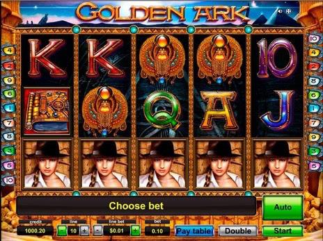 Игровые автоматы golden ark азартные игры онлайн фильм