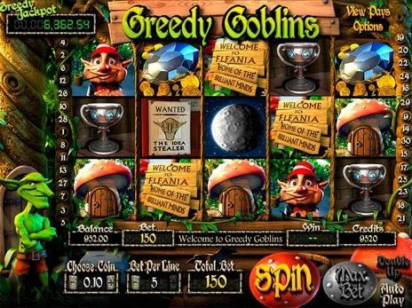 Игровые автоматы greedy goblins скачать игровые автоматы адмирал на комп