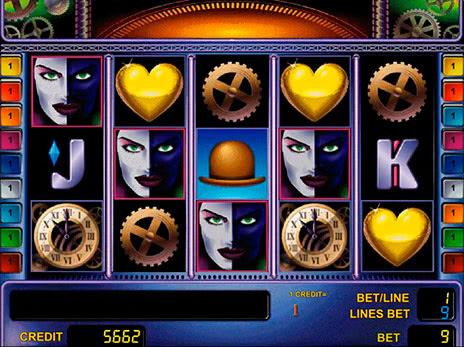 Игровые автоматы белые маски рулетка теория больших чисел