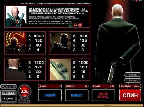 Игровые автоматы hitman продам игровые автоматы в омске
