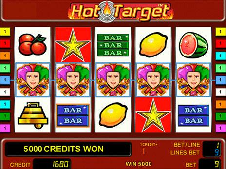 Игровые автоматы hot target 1985 гарик харламов последний день казино