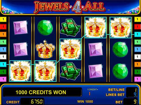 Игровые автоматы jewels 4 all игровые автоматы и акции
