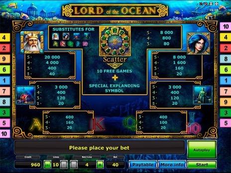 Играть бесплатно в игровые автоматы океан игровые автоматы в он - лайн