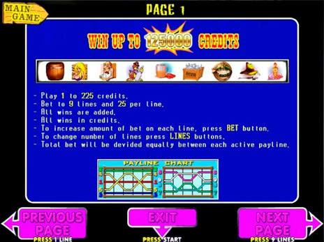 Игровой автомат Черти - играть в Lucky Drink бесплатно