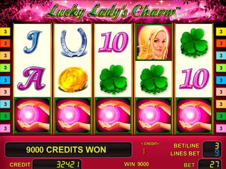 Картинки по запросу Lucky Lady's Charm