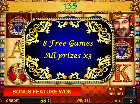 Игровые автоматы - Magic Kingdom онлайн