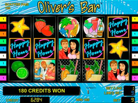 Игровые автоматы oliver bar охрана, казино