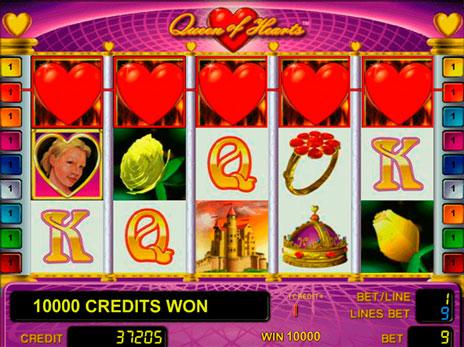 Игровые автоматы онлайн королева сердец скачать для андроид игровые автоматы