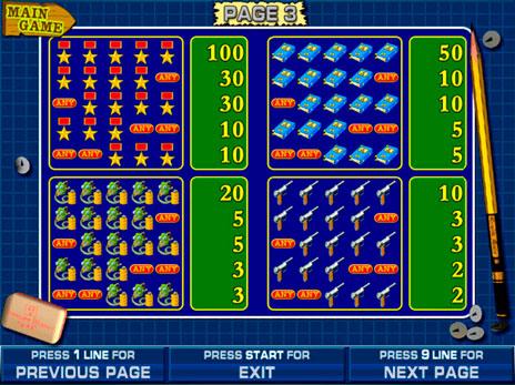 игровой автомат сантехник играть бесплатно