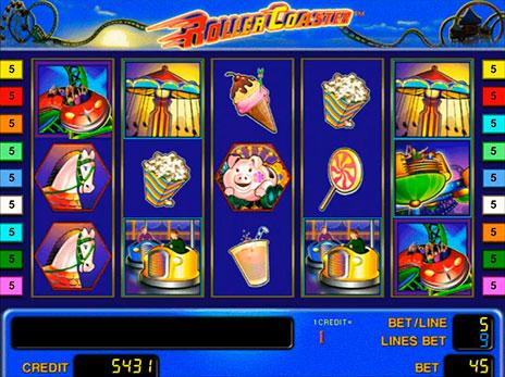 Игровые автоматы rollercoaster исходники игр казино flash
