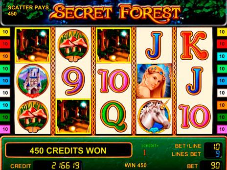 Игровые автоматы играть бесплатно секрет форест игра игровые автоматы 777