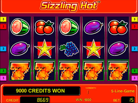 sizzling hot games.com