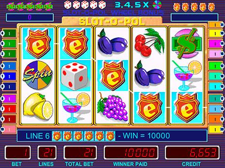 Ода Игровые Автоматы