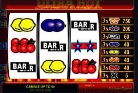 Система Игрового Автомата