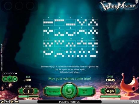 Игровые автоматы джин вакансии в интернет-казино