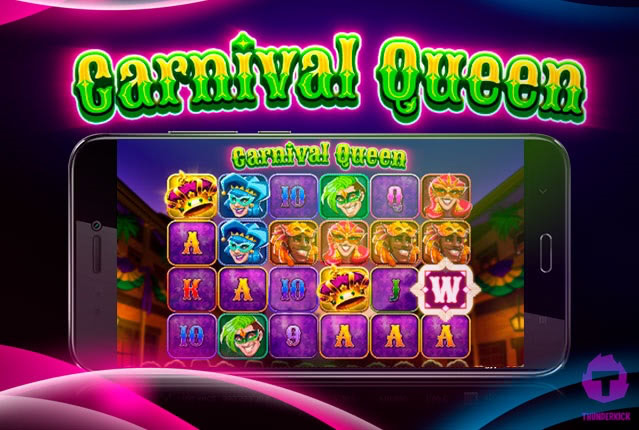 Слот Carnival Queen от Thunderkick