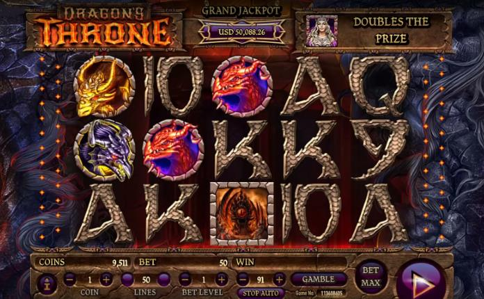 Скачать игровой автомат дракон