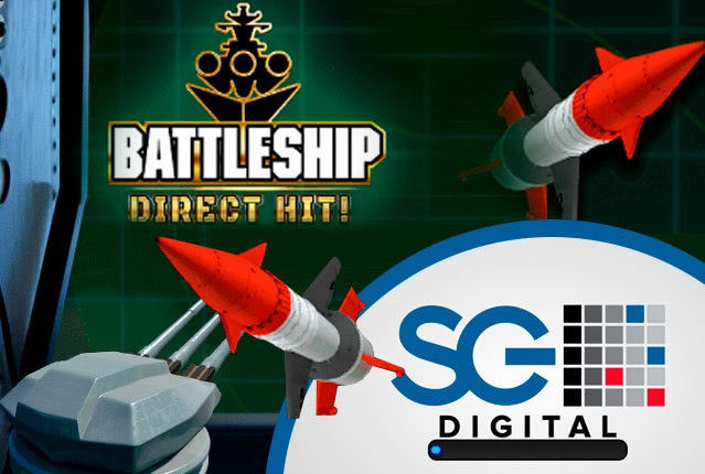Видеослот Battleship Direct Hit!