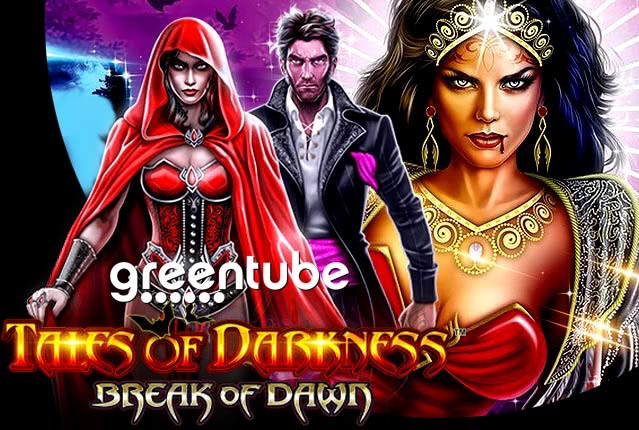 Игровой автомат Tales of Darkness: Break of Dawn