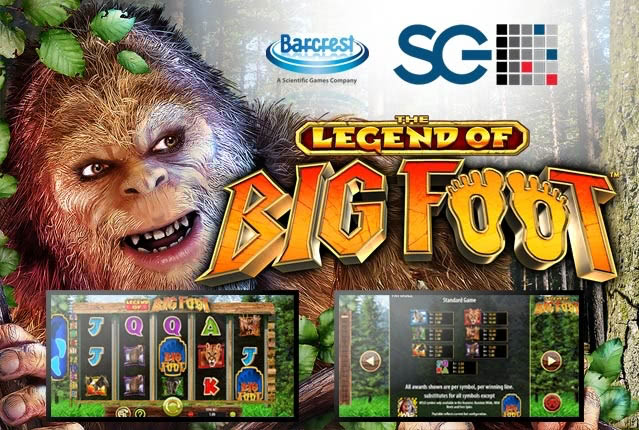 Играть онлайн в The Legend of Big Foot от Barcrest