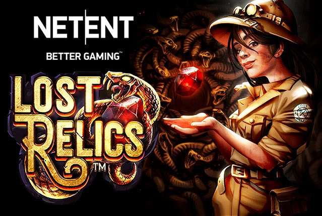 Lost Relics от Net Entertainment