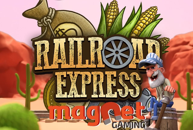 Railroad Express от Magnet Gaming