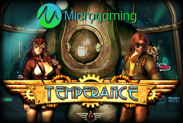 Слот Temperance от Microgaming и Old Skool Studios