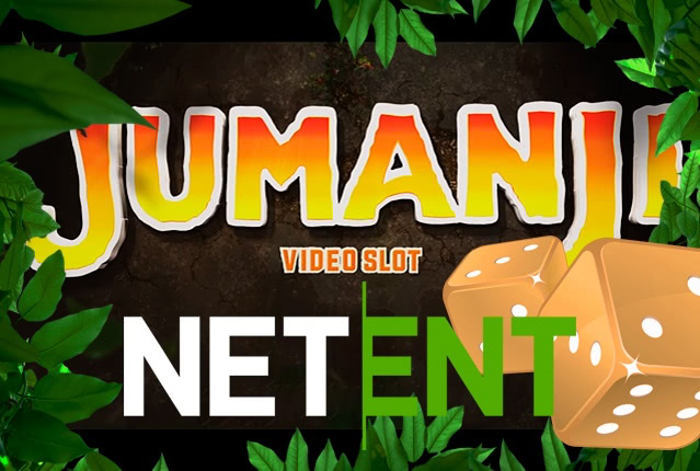 Sony Pictures Entertainment и NetEnt выпускают Jumanji