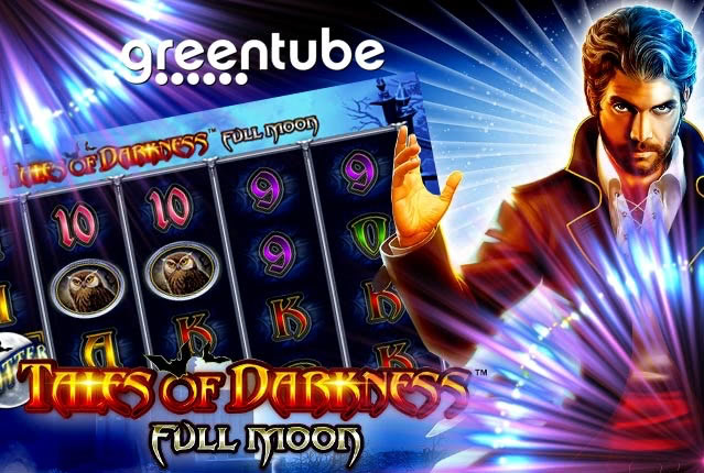 Novomatic выпустила Tales of Darkness: Full Moon