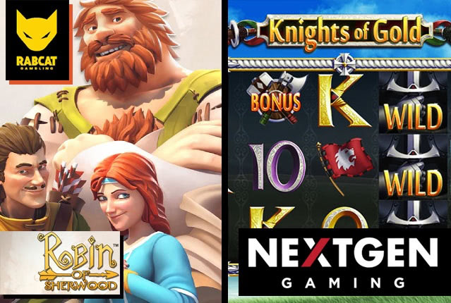 Слот Knights of Gold от NextGen Gaming