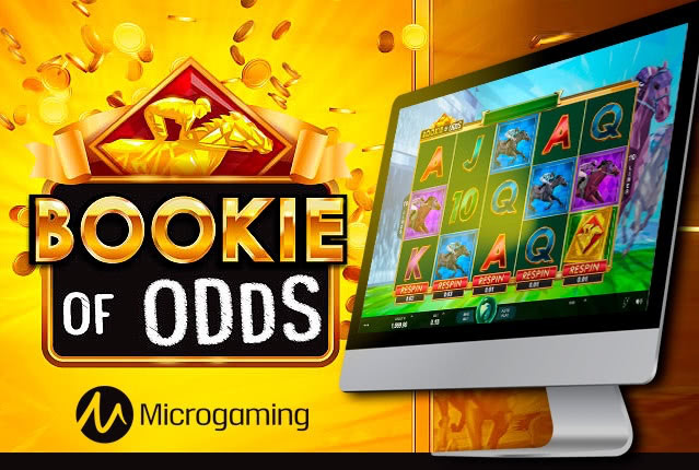 Слот Bookie of Odds от Microgaming