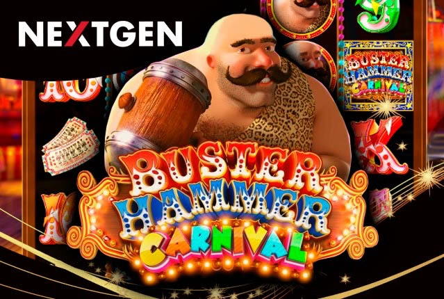 Слот Buster Hammer Carnival