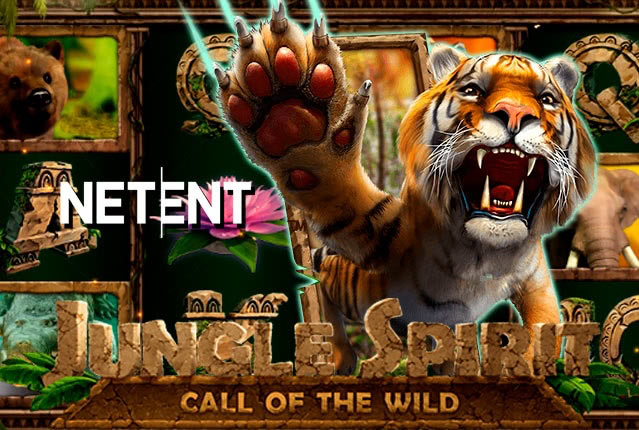jungle games netent ігровий автомат