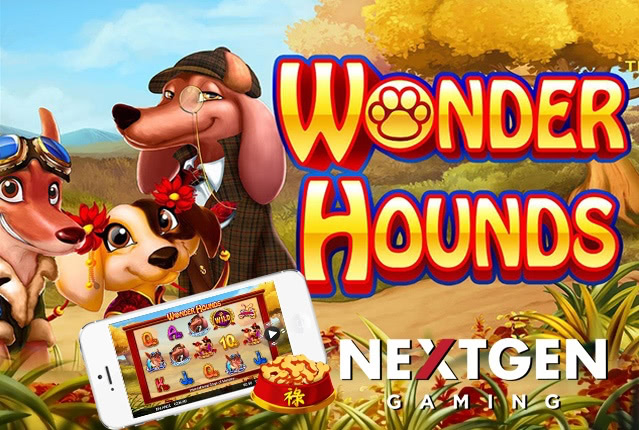 Wonder Hounds от NextGen