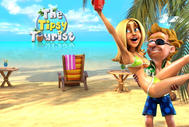 Betsoft презентовала игровой автомат The Tipsy Tourist