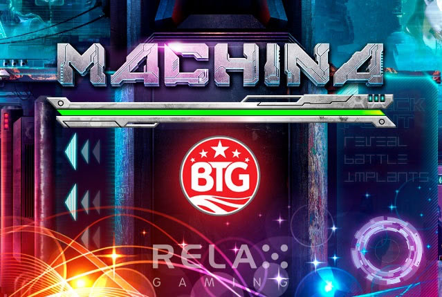 Видеослот Machina MegaWays