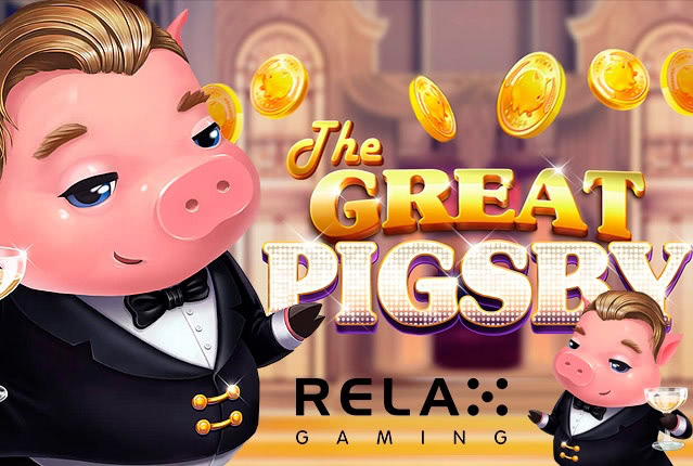 The Great Pigsby от Relax Gaming